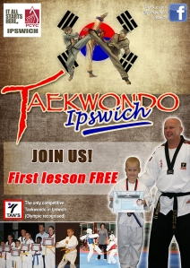 Join us at Taekwondo Ipswich