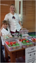 Cupcake stall - fundraising